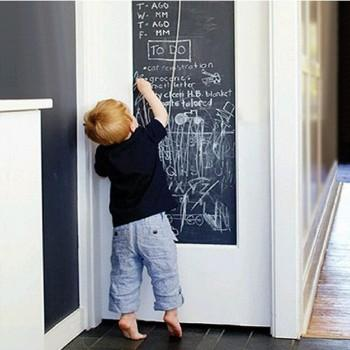 Removable Blackboard Design Wall Sticker