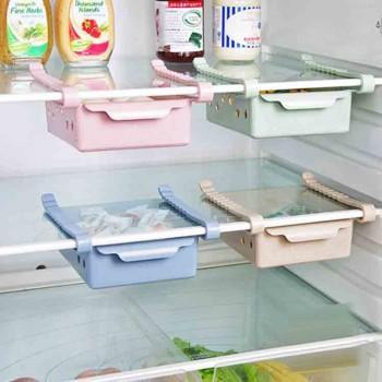 1 Pc Creative Kitchen Refrigerator Food Organizer
