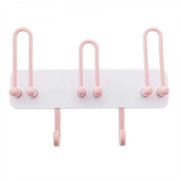 1 Pcs Self-adhesive Bathroom Toothbrush Holder