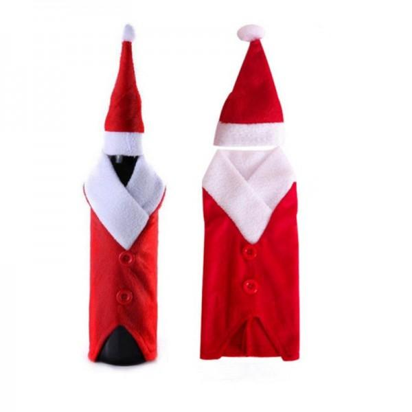 Creative Christmas Design Wine Bottle Cover