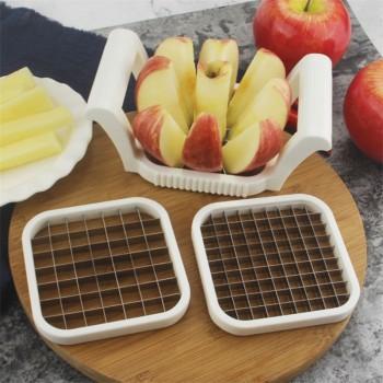 4-piece Multi-functional Apple Slicer Potato Cutter
