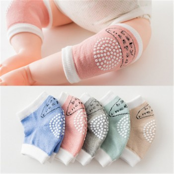 3-pairs Comfy Antiskid Knee Pad for Baby