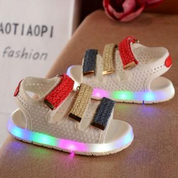 Baby and Toddler's Stylish LED Sandal