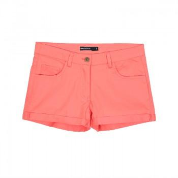 Solid Comfy and Stylish Women Shorts