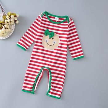 Lovely Strips Jumpsuit for Babies