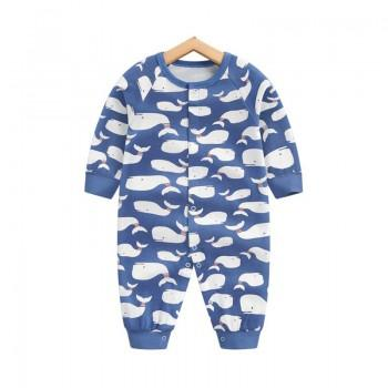 Cute Animal Cotton One-piece for Babies