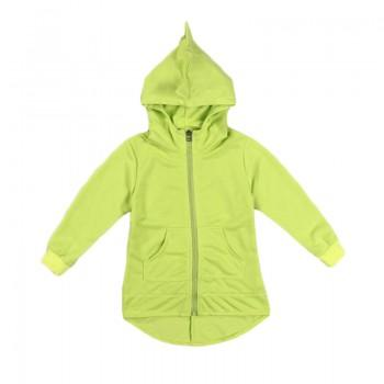 Funny Dinosaur Hood Long Sleeve Boy's Coat